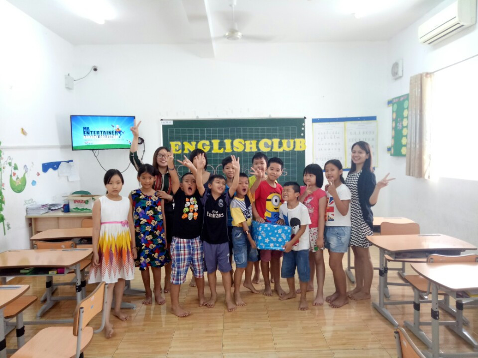 English Club - Science for kids