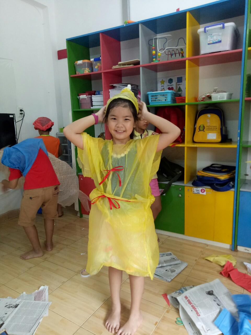 English Club - Fashion for kids