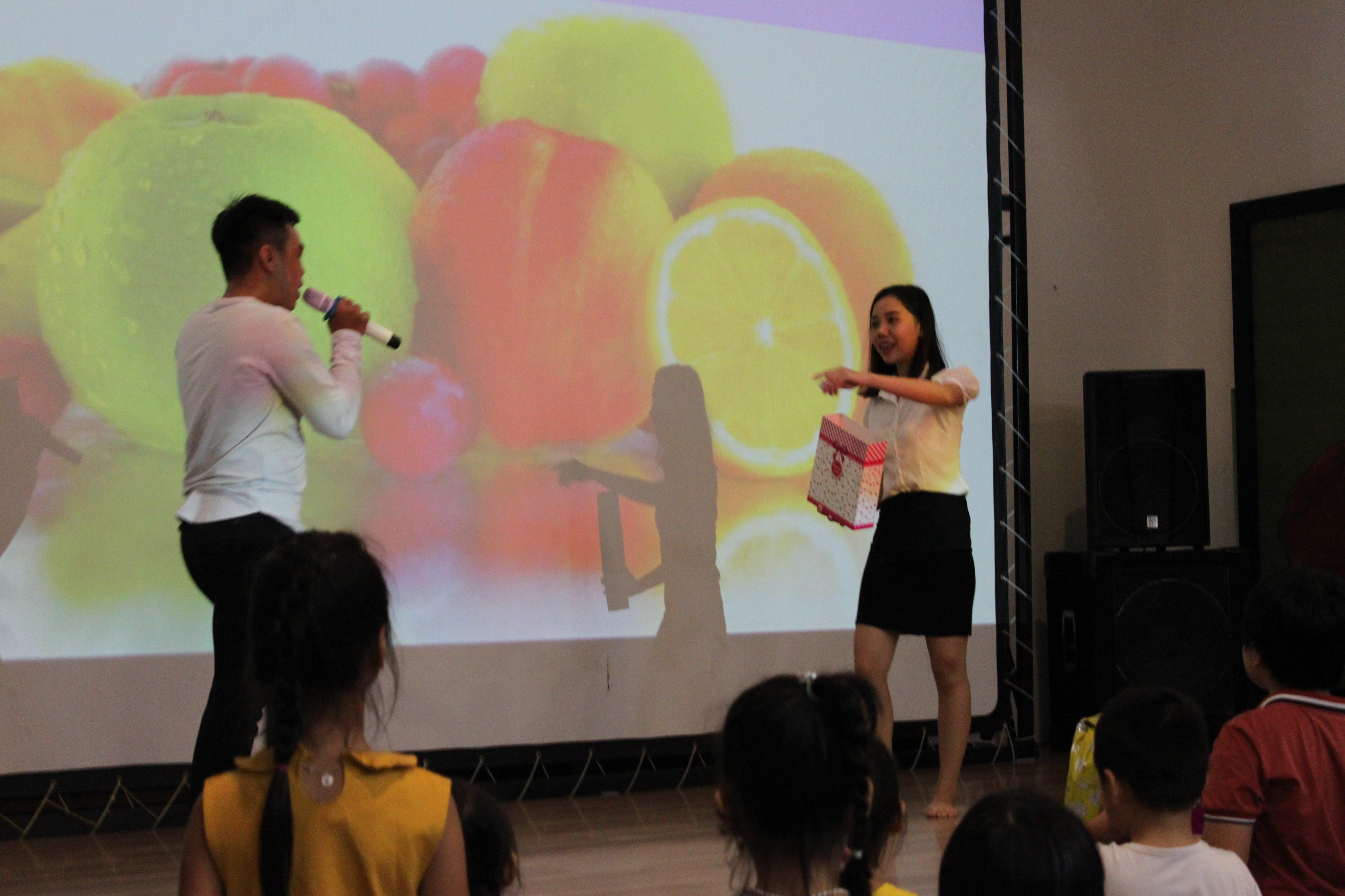 English Club - Fruit