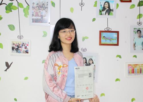 Bí kíp đạt 7.0 IELTS từ con số 0 của nữ sinh lớp 12 Kim Liên
