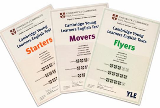 Chương trình Chinh phục Cambridge 2019